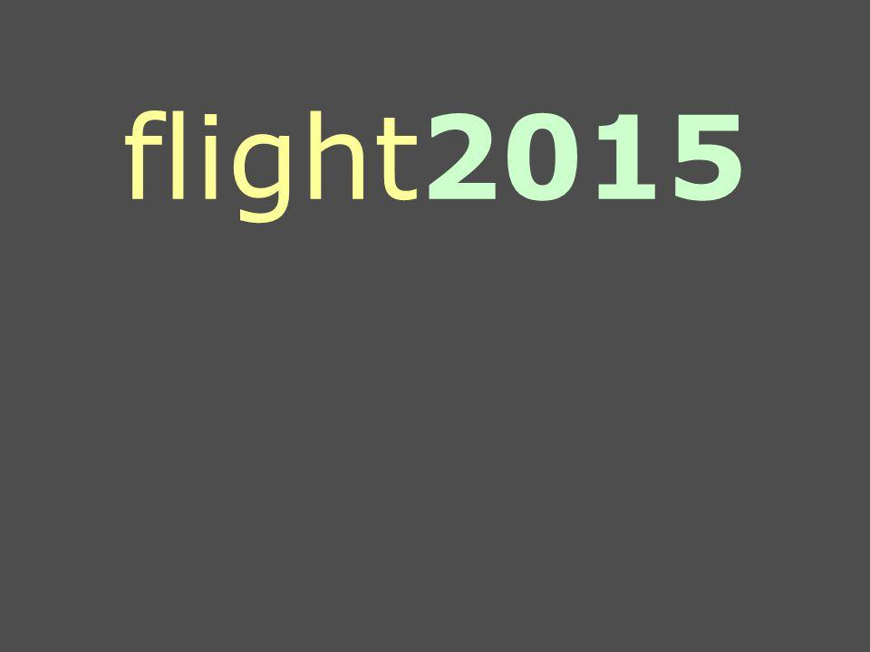 flight2015