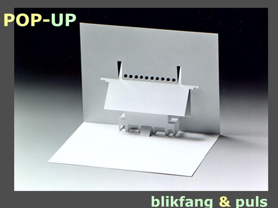 POP-UP blikfang & puls