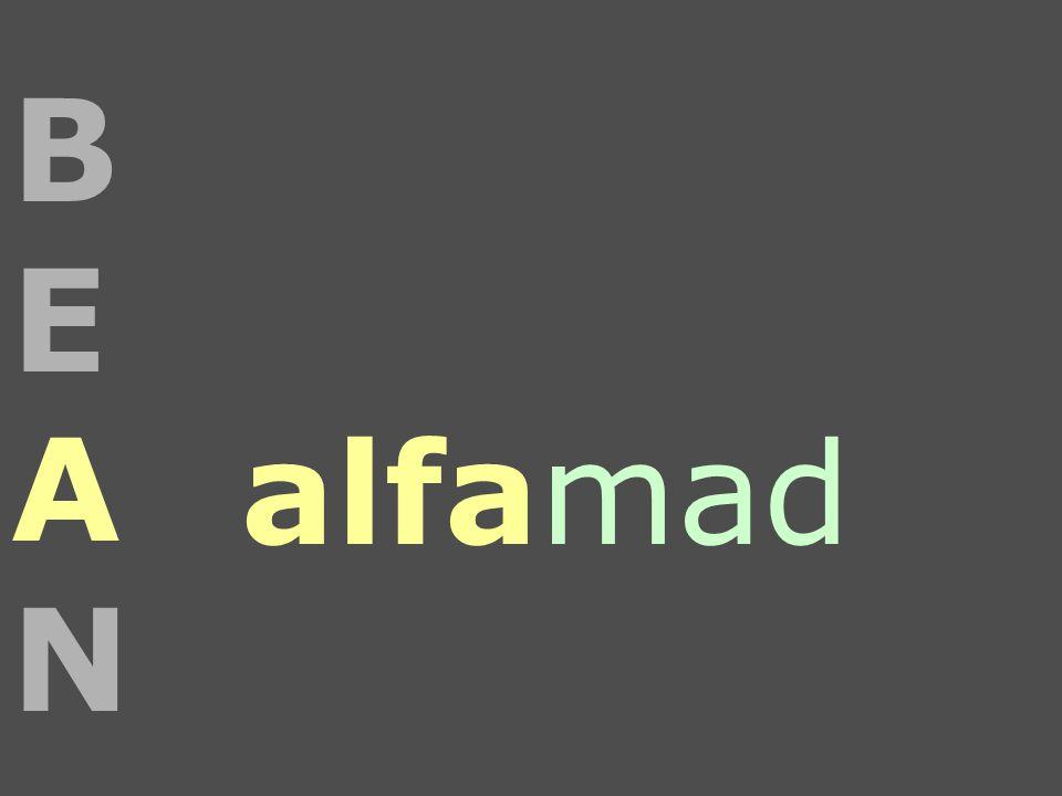 alfamad BEANBEAN