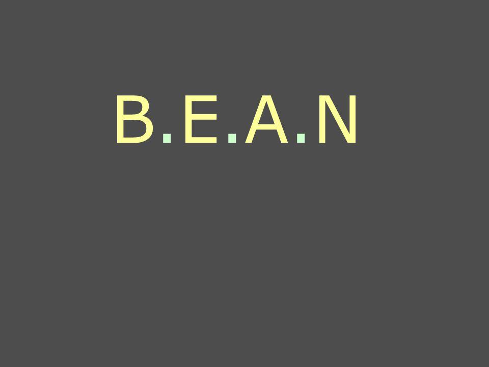 B.E.A.NB.E.A.N
