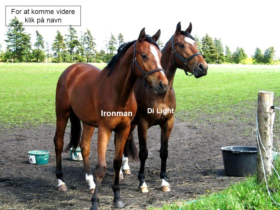 Ironman Di Light For at komme videre klik på navn