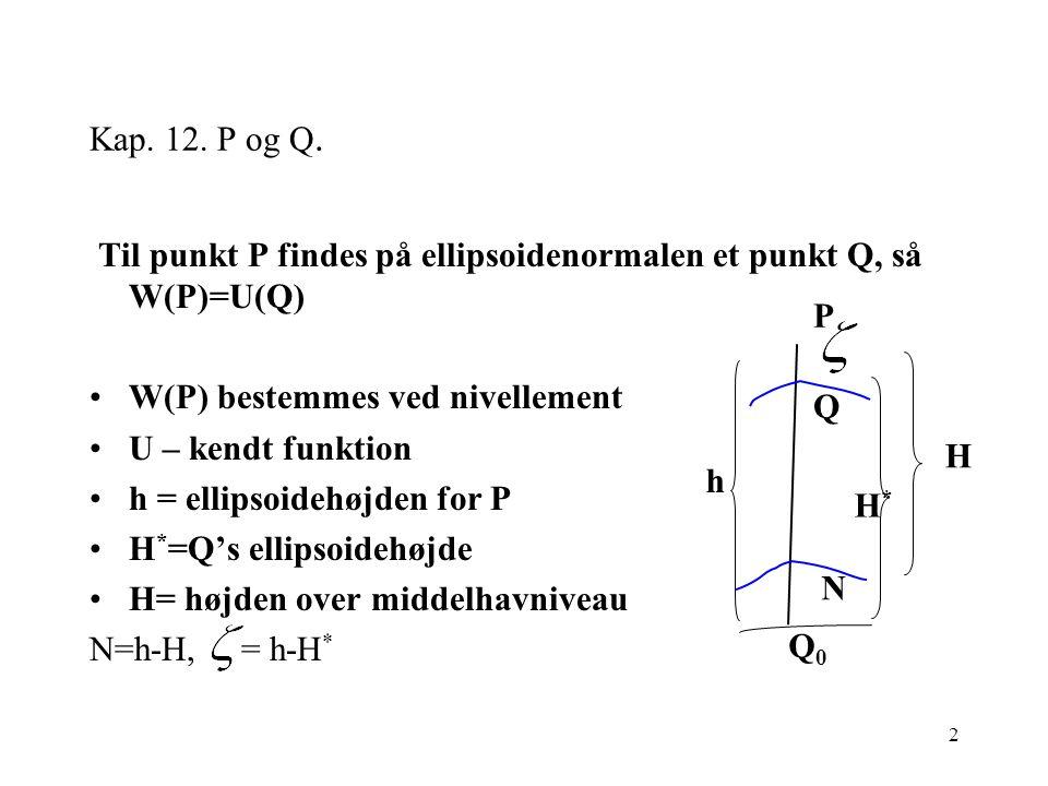 2 Kap. 12. P og Q.