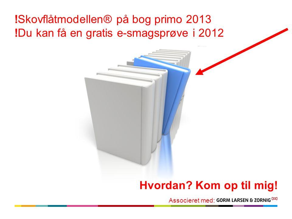 !Skovflåtmodellen® på bog primo 2013 !Du kan få en gratis e-smagsprøve i 2012 Hvordan.