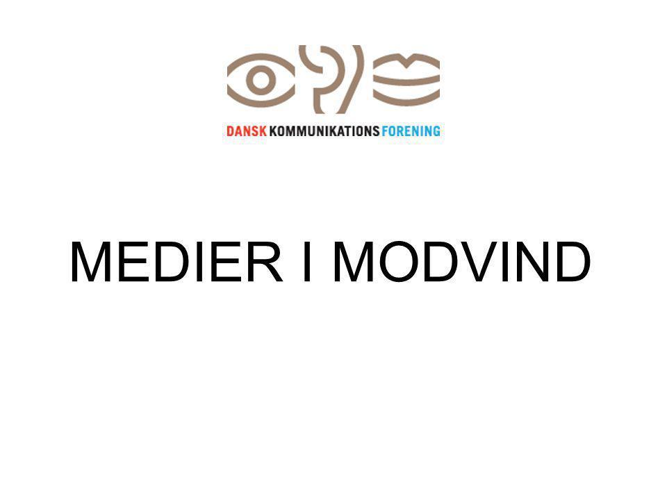 MEDIER I MODVIND