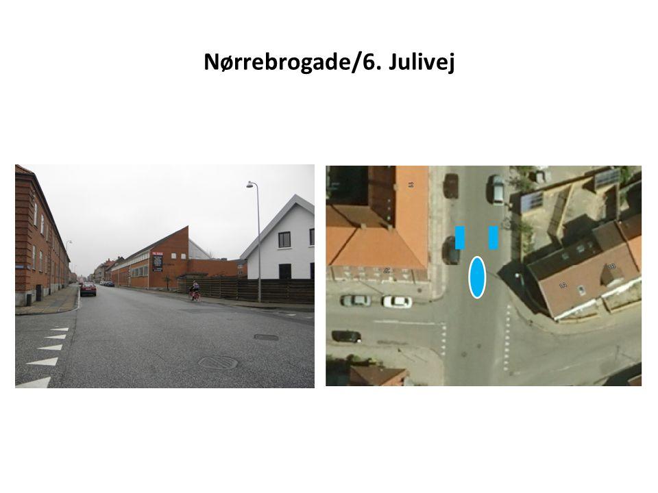 Nørrebrogade/6. Julivej