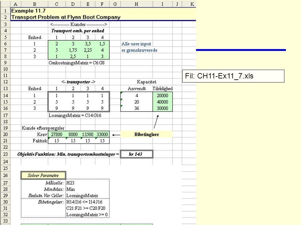 Fil: CH11-Ex11_7.xls