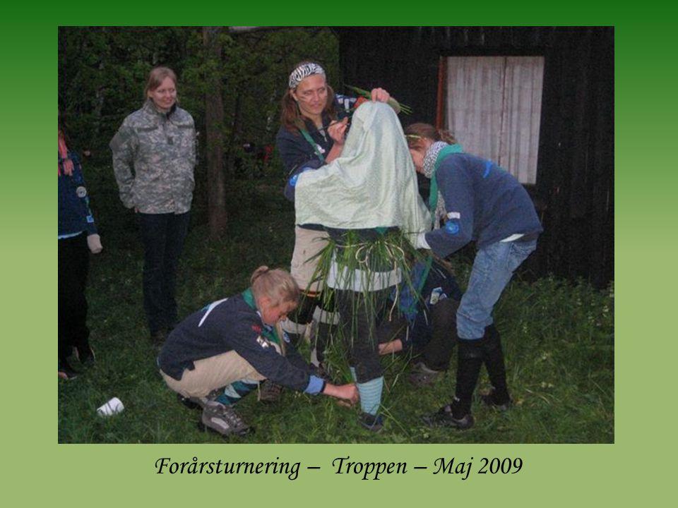 Forårsturnering – Troppen – Maj 2009