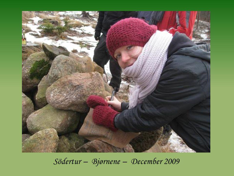 Södertur – Bjørnene – December 2009