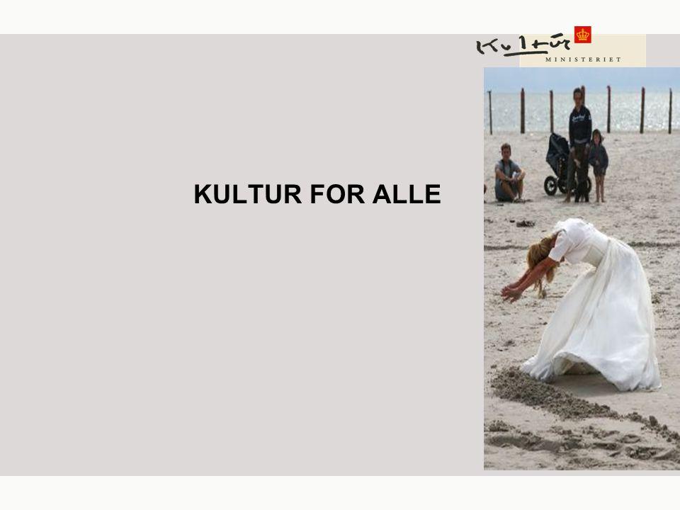 KULTUR FOR ALLE
