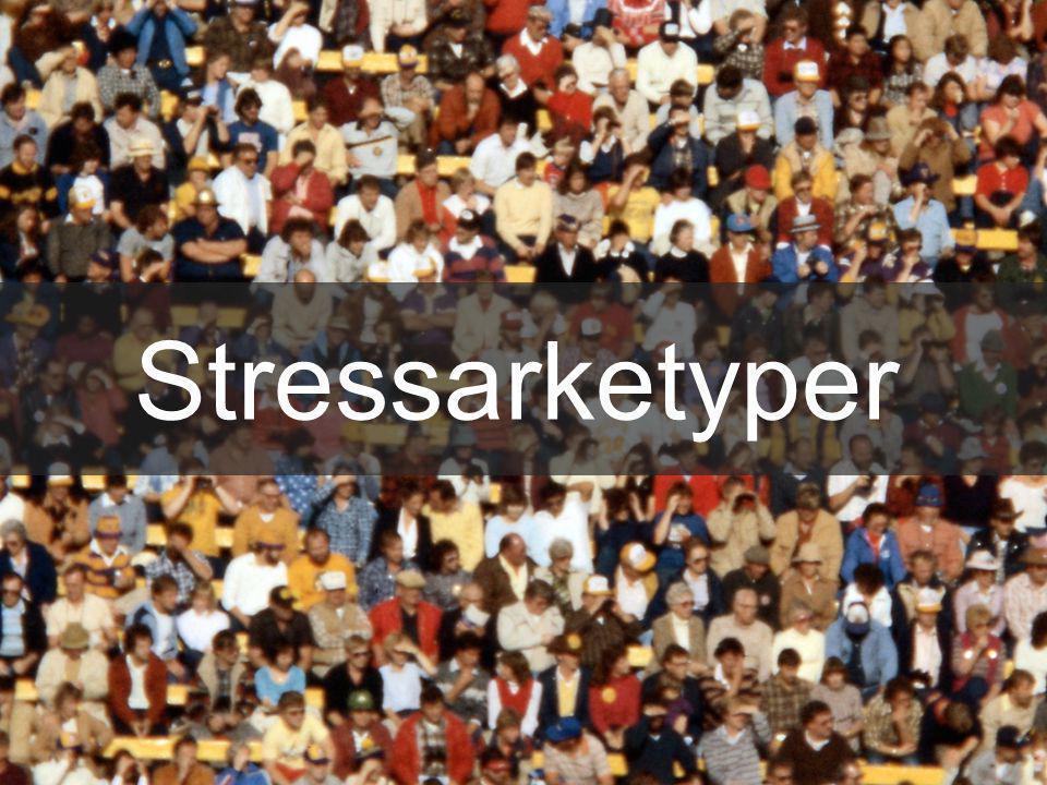 Stressarketyper