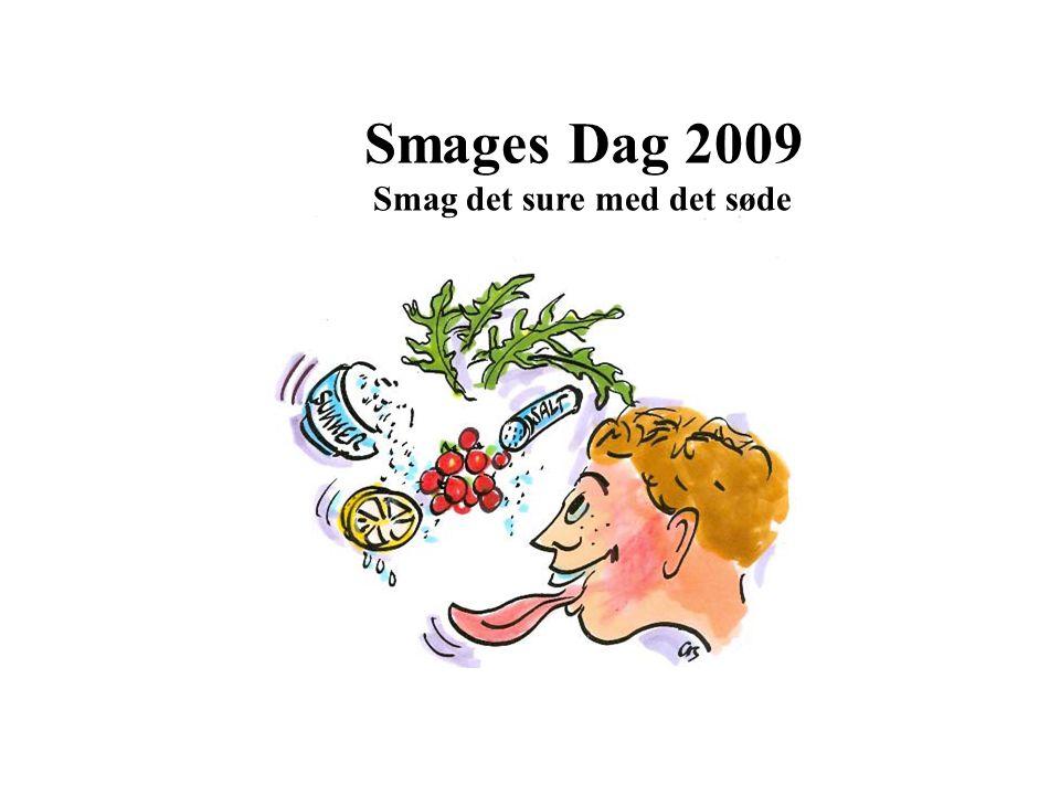 Smages Dag 2009 Smag det sure med det søde