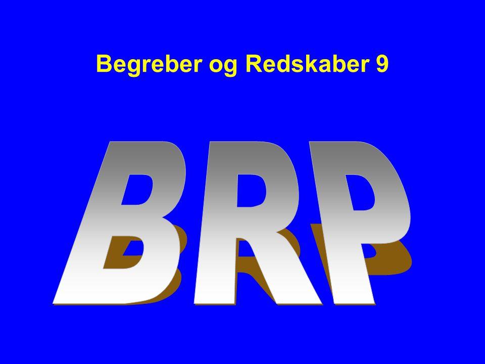 Begreber og Redskaber 9