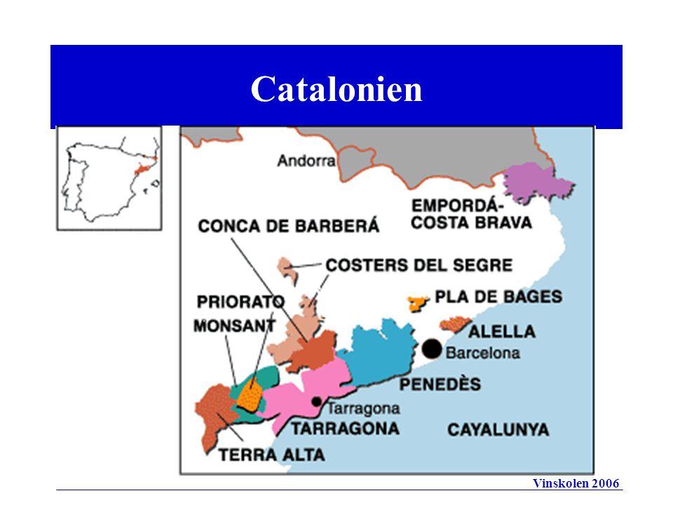 Catalonien Vinskolen 2006