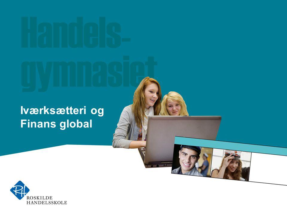 Iværksætteri og Finans global