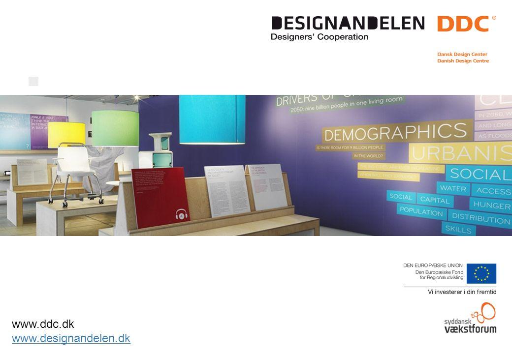 www.ddc.dk www.designandelen.dk