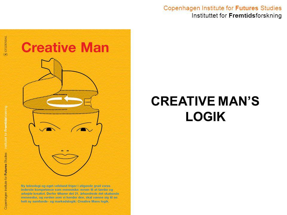 CREATIVE MAN'S LOGIK