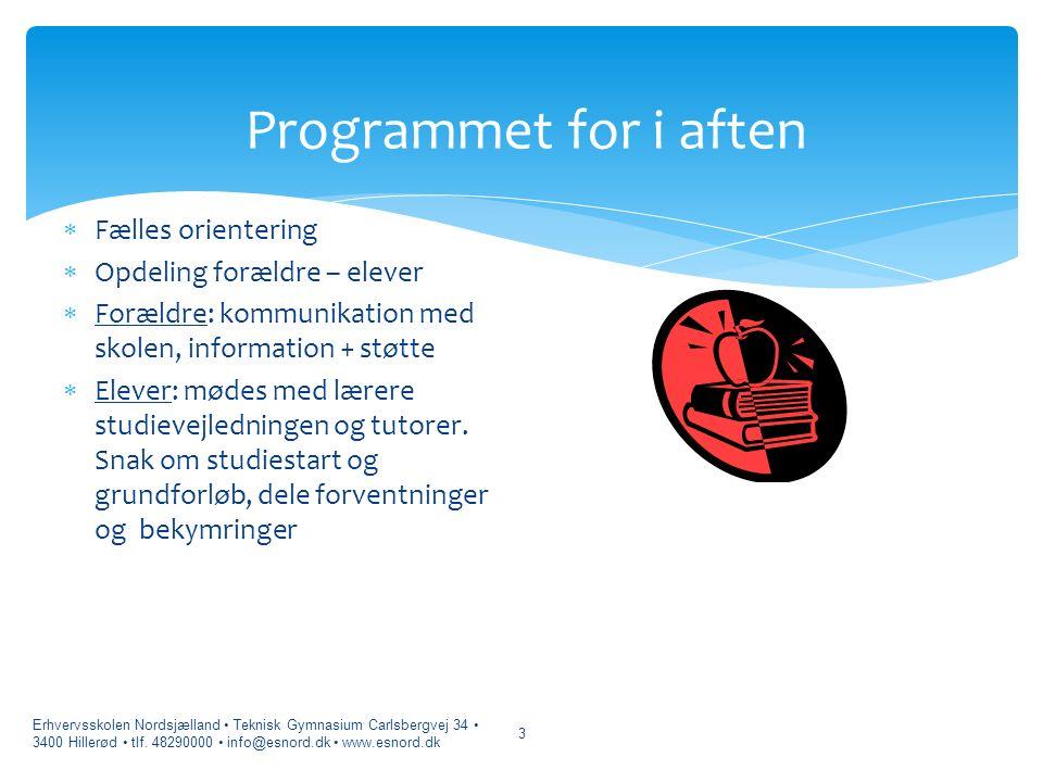 erhvervsskolen nordsjælland