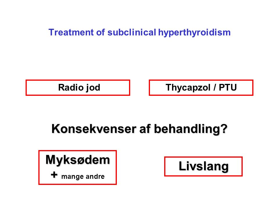 thycapzol behandling