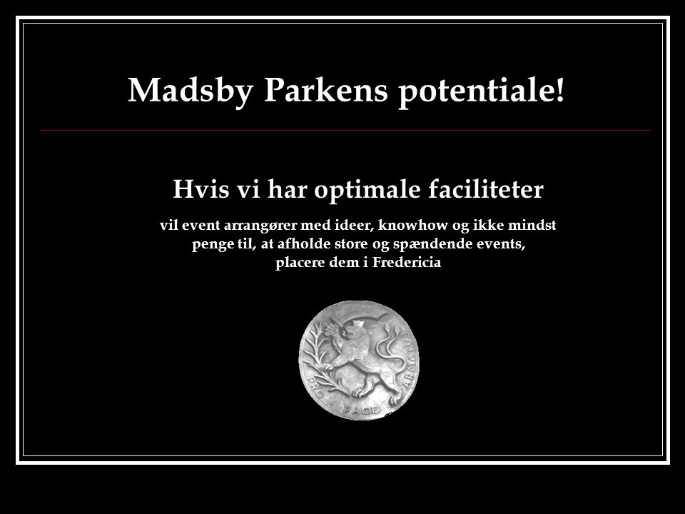 Madsby Parkens potentiale.