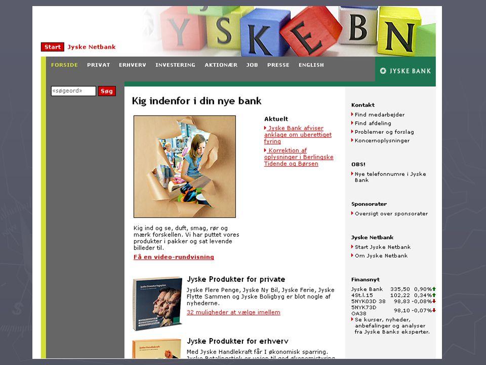Www jyskebank dk