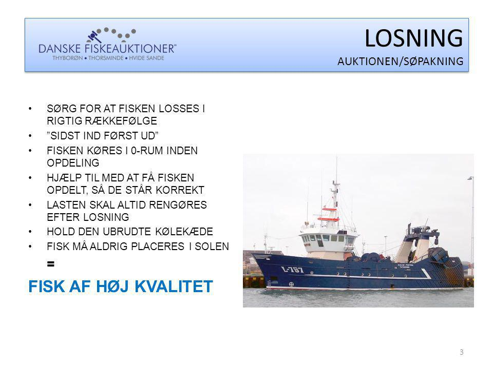 Seminar I Fiskeriets Servicefag Hvad Skal Der Til For At Saelge Mere Og Dyrere Fisk Ppt Download