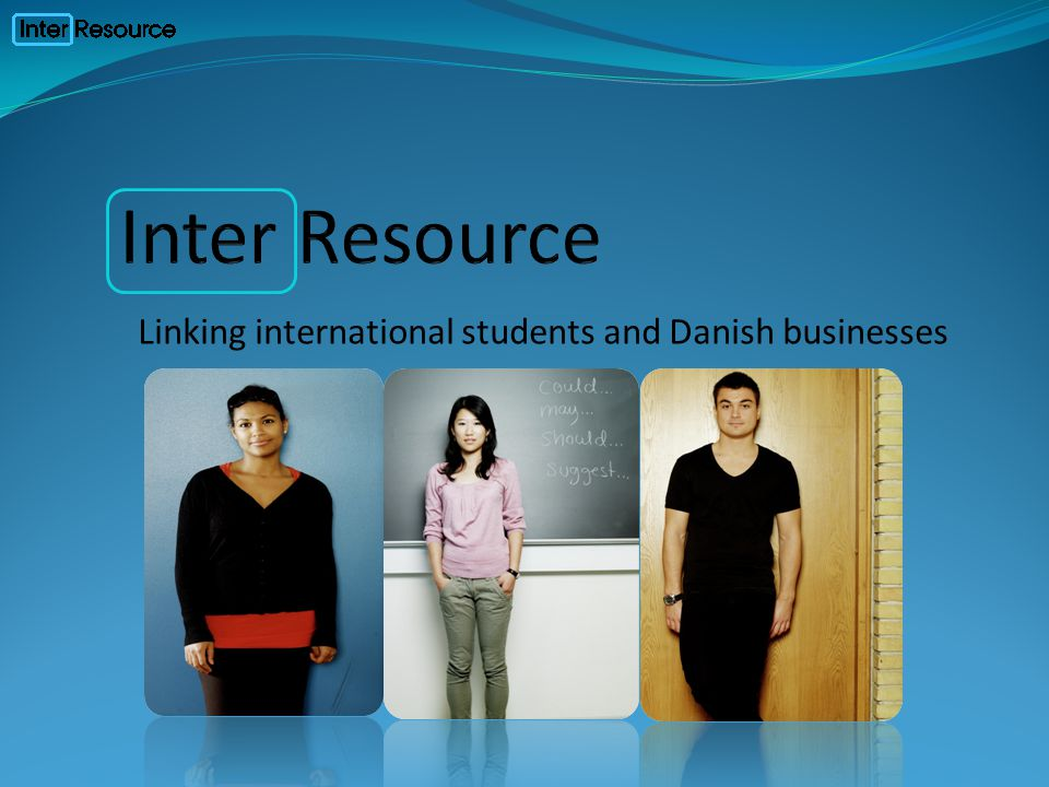 Linking international students and Danish businesses